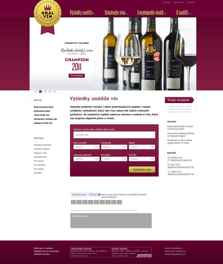 víno z Dublinu